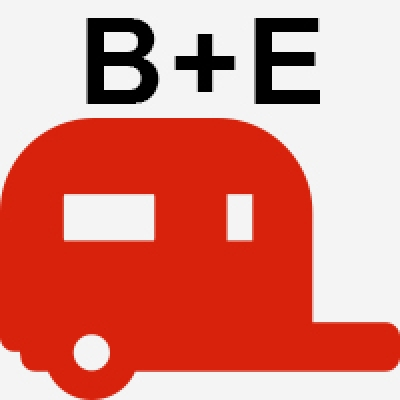 """Категория """"B+E"""""""